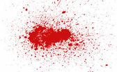 éclaboussures de sang — Photo