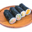 Japanese sushi — Stock Photo #6439535