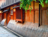 Gion wooden house — Stock Photo