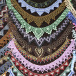 Beadwork background - Stock Photo