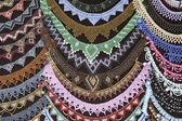 Beadwork background — Stock Photo