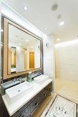 Iterior of a modern bathroom — Stock Photo