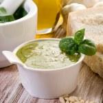 Pesto ingredients — Stock Photo #6388027