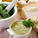 Pesto ingredients — Stock Photo #6388151