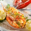 Catalan lobster — Stock Photo