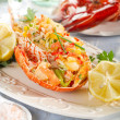 Catalan lobster — Stock Photo #6390094