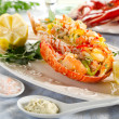 Catalan lobster — Stock Photo #6390130