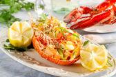 Catalan lobster — Stock Photo