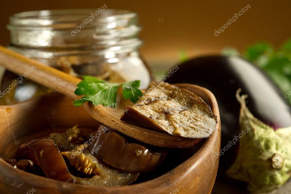 Малосольные баклажаны рецепт