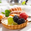 Fruits dessert — Stock Photo #6403871