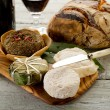 Variety french cheese - Stockfoto