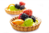 Fruits dessert — Stock Photo