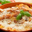 Royalty-Free Stock Photo: Italian lasagne  with ragout