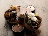 Aromatherapy spa concept — Stock Photo