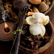 Stock Photo: Aromatherapy spa concept