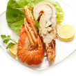 Boiled lobster — Stock Photo #6446001