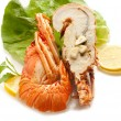 Boiled lobster — Stock Photo #6446026