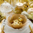 Royalty-Free Stock Photo: Christmas luxury table