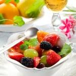 Fruits salad — Stock Photo #6465474