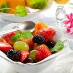 Fruits salad — Stock Photo #6465487