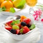 Fruits salad — Stock Photo #6465500
