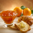 Orange marmalade — Stock Photo #6465676