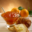 Orange marmalade — Stock Photo #6465680
