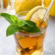 Stock Photo: Iced tea