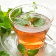 Mint tea — Stock Photo #6500090
