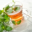 Mint tea — Stock Photo #6500108