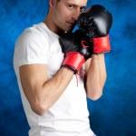 Boxer man — Stock Photo #6516642