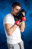 Boxer man — Stock Photo