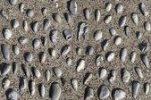 çakıl ve kum doku — Stok fotoğraf