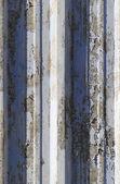 Verrostete blatt eisen textur — Stockfoto