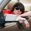 Young min convertible — Stock Photo #6294732