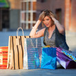 Big shopping — Stock Photo #6294810