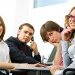 Young business team — Stock Photo #6296548