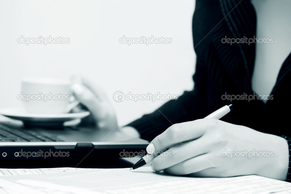 Accounting. — Stock Photo #6344695