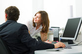 Young business — Stock Photo