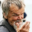 Homeless old man — Stock Photo #6596920