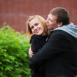 Young couple in love — Stock Photo #6666858
