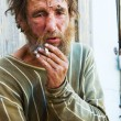 Homeless man — Stock Photo #6666925