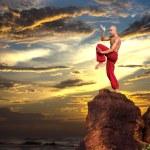 Martial Artist — Stock Photo