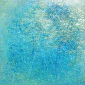 Glistening Turquoise grunge Background — Stock Photo