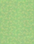 Faded Jade Faint Floral print Paper Background — Stock Photo
