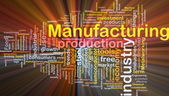 Manufacturing background concept — Stock Photo