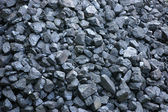 Stack of coal — Stock Photo