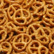 Stock Photo: Pretzels background