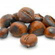 Roasted ahestnuts — Stock Photo