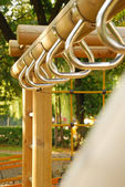 Playground detail — Stock Photo
